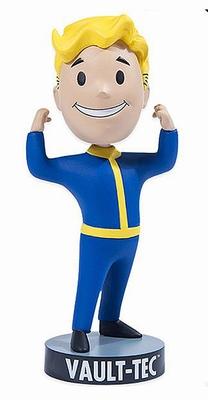 Fallout 76 Bobblehead Wackelfigur Vault Boy Strength
