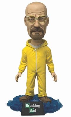 Breaking Bad Walter White Wackelkopf-Figur Headknocker