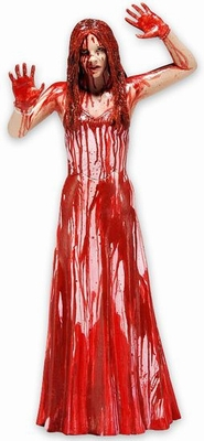 Carrie Actionfigur Bloody Version