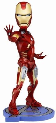 Iron Man Avengers Wackelkopf-Figur Headknocker