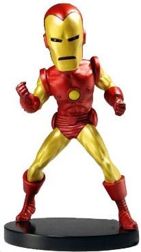 Iron Man Classic Wackelkopf-Figur Headknocker