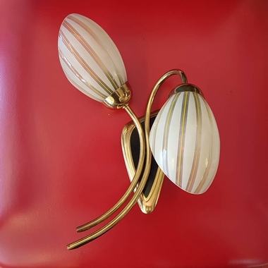 50s Wandlampe - Applique
