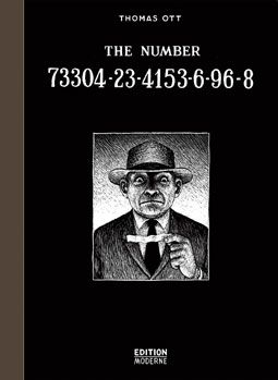 Thomas Ott -The Number 73304-23-4153-6-96-8