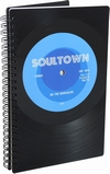 Phonoboy Notizbuch Vinyl - Soultown
