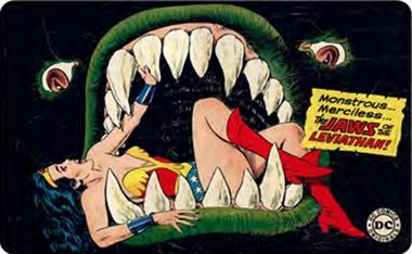 Frühstücksbrettchen - Wonderwoman - DC Comics