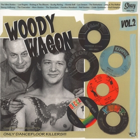 VARIOUS ARTISTS - Woody Wagon Vol. 2