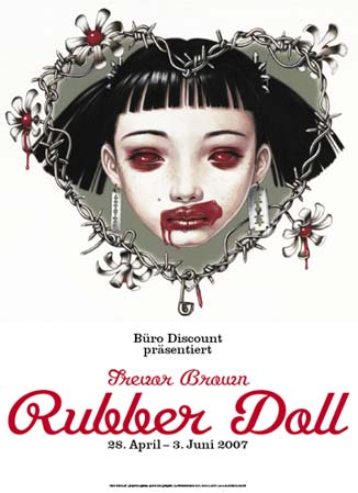 Rubber Doll Poster