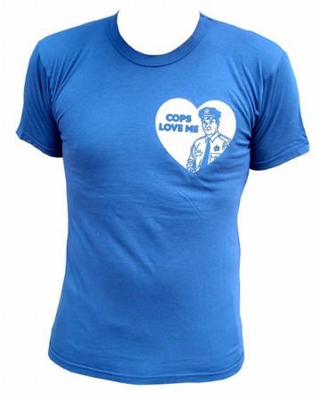 VintageVantage - Cops shirt