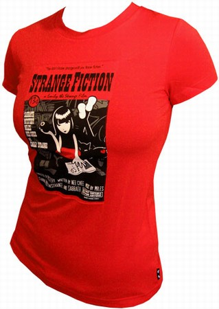 Emily The Strange -  Strange Fiction Shirt