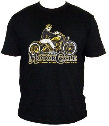 David Vicente - Motorcycle - Shirt