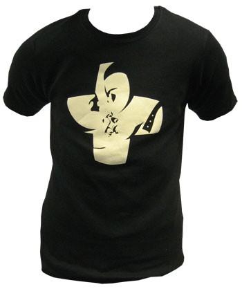 Share - schwarz-beige - Shirt