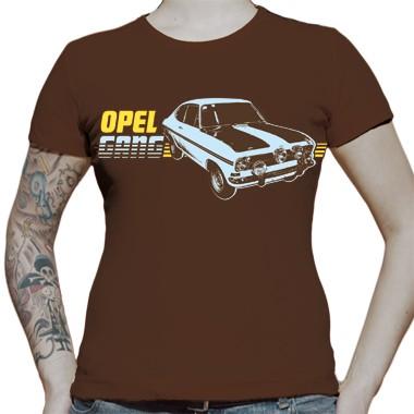 Opelgang Girlie Shirt