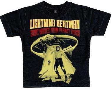 Lightning Beatman Kids Shirt