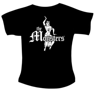 The Monsters - Belly Dance - Girl Shirt