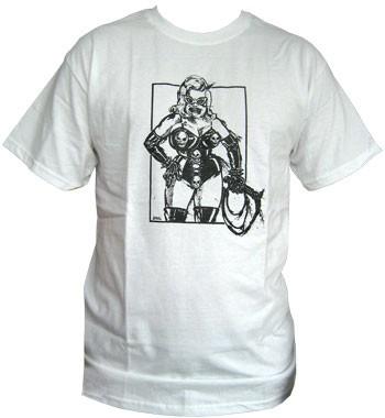 Domina - White - Men Shirt