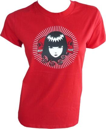 Emily The Strange - Hypnotized Shirt