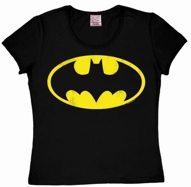 Logoshirt - Batman Logo - Girl Shirt