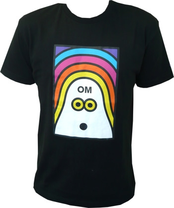 Amos - Om - Black - Men Shirt