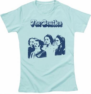 Beatles Girl Shirt - Photo