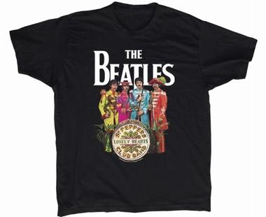 Beatles Men Shirt - Sgt. Pepper