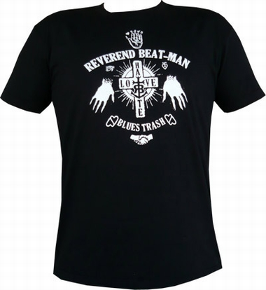 Beat-Man - Hands - Men-Shirt schwarz