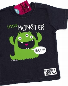Little Monster - Kids Shirt