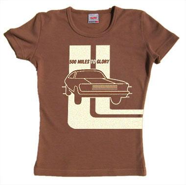 500 Miles to Glory - Girl shirt