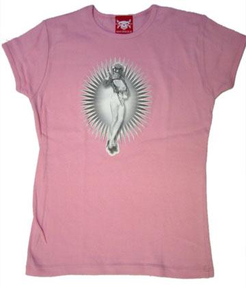 Majorette Girlie-Shirt