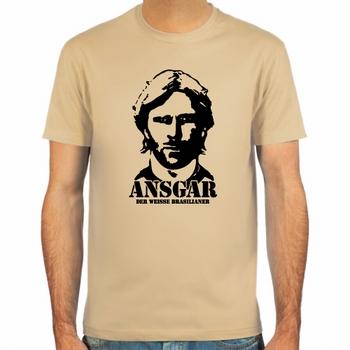 Ansgar Brinkmann Fussball Shirt - Sand