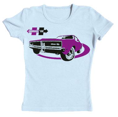 Charger 69 - Girl shirt