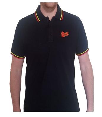 David Bowie Polo Shirt