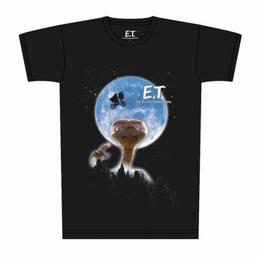 E.T. Moon Poster T-Shirt