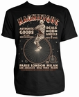 MAGNIFIQUE SCHWARZ - STEADY CLOTHING T-SHIRT