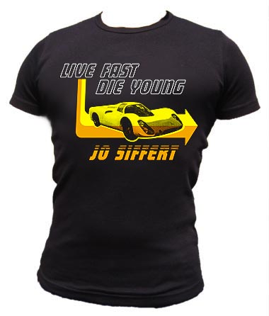 Jo Siffert - shirt