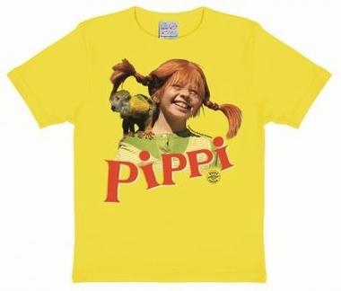 Kids Shirt - Pippi Langstrumpf mit Nilsson