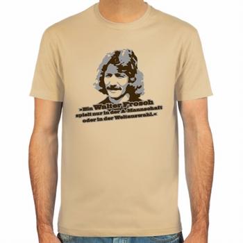 Walter Frosch Fussball Shirt - Sand