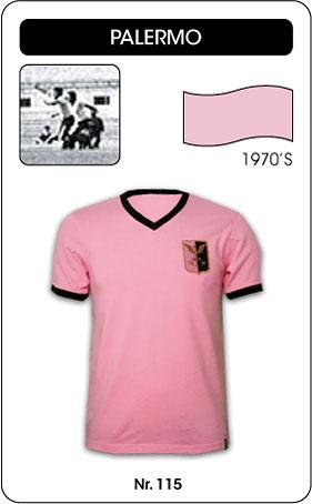 Palermo Retro Trikot Fussball