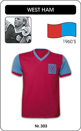 West Ham - Trikot