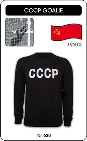 UdSSR Retro Torwartpullover