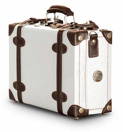 Uitgelezene RETRO PUNK KOFFER SAILOR BIG MESSENGER - Vintage Koffer PR-16