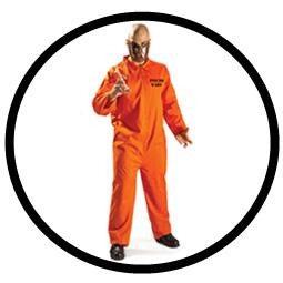 Psycho Ward Kostüm - Häftling - Klicken für grössere Ansicht