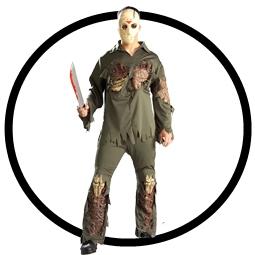 Jason Kostüm - Super Deluxe - Klicken für grössere Ansicht