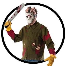 Jason Kostüm - Blister Set  - Klicken für grössere Ansicht
