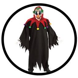 Clown Kostüm - Evil Eye Monster - Klicken für grössere Ansicht