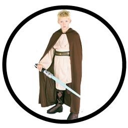 Jedi Robe (Umhang) Kinder Kostüm -  Star Wars - Klicken für grössere Ansicht