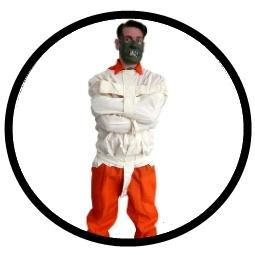Hannibal Lecter Kostüm - Klicken für grössere Ansicht