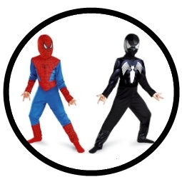 shopping kost me spiderman venom wendekost m f r kinder superheroes. Black Bedroom Furniture Sets. Home Design Ideas