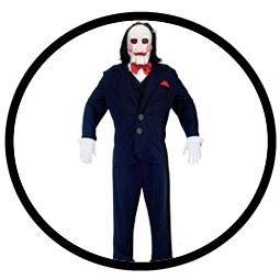 Original Jig  Saw Puppet Kostüm - Klicken für grössere Ansicht