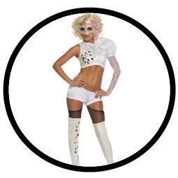 Lady Gaga Kostüm - VMA Auftritt - Klicken für grössere Ansicht