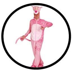 Rosarote Panther Kostüm für Kinder - Klicken für grössere Ansicht